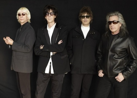 The Cars, circa now.