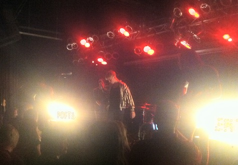 The Drums at The Waiting Room, May 1, 2012.