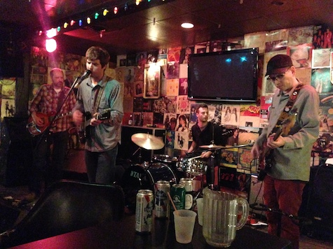The Lupines at O'Leaver's, Jan. 24, 2014.