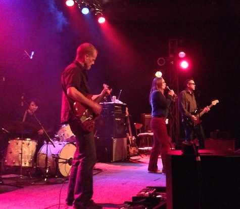 The Millions at The Bourbon Theatre, 12/1/12.