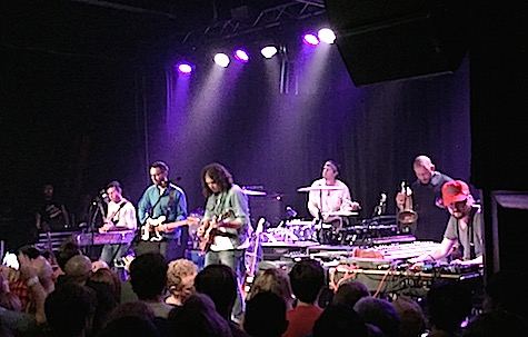 The War on Drugs at The Waiting Room, Sept. 24, 2014.