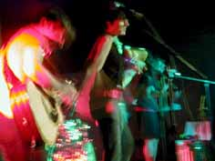 Tilly and the Wall at Sokol Underground June 14, 2003.