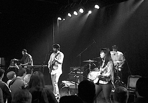Tim Kasher at The Waiting Room, Oct. 5, 2013.