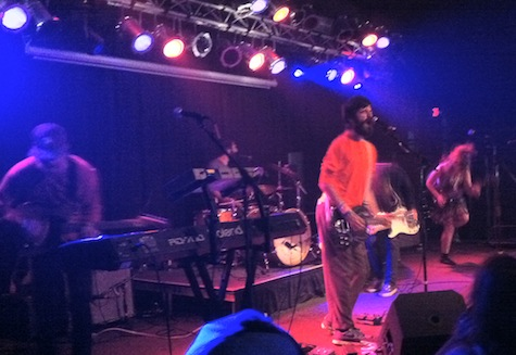 Titus Andronicus at The Waiting Room, Sept. 16, 2010.