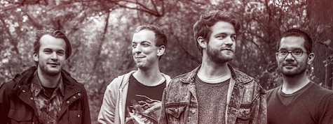 The latest promo shot of Twinsmith. The band is headed to SXSW again this year...