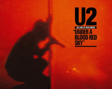 Back when U2 were at their best...