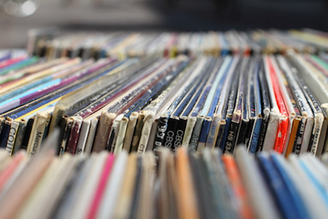 Record Store Day is Saturday, April 16.