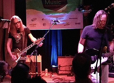 The legendary Urge Overkill at Maggie Mae's Gibson Room.