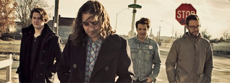 The War on Drugs plays tonight at The Waiting Room...