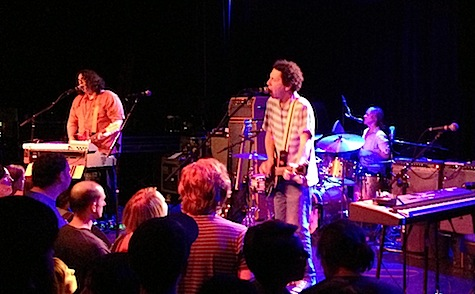 Yo La Tengo at The Waiting Room, Sept. 21, 2013.