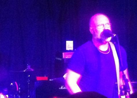 Bob Mould at Frank, SXSW, March 16, 2012.