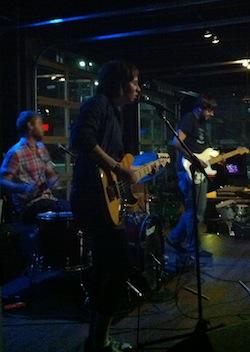Cabana Boys at Slowdown Jr., Aug. 16, 2010.
