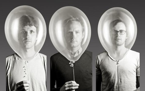 Depressed Buttons, from left, Jacob Thiele, Todd Fink, Clark Baechle.