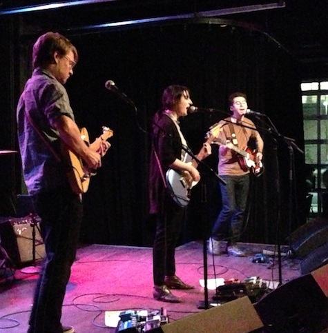 Hospitality at Slowdown Jr., Oct. 3, 2012.