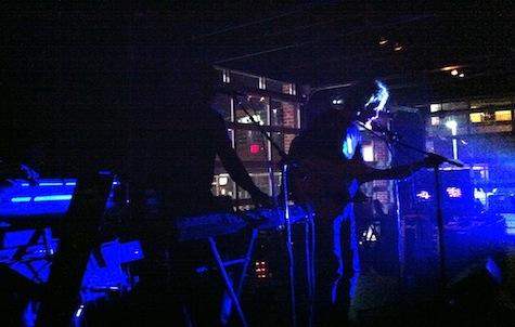 InDreama at Slowdown Jr., Oct. 28, 2010.