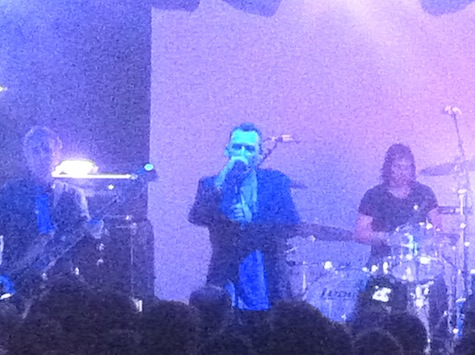 The Jesus and Mary Chain at The Belmont, March 15, 2012.