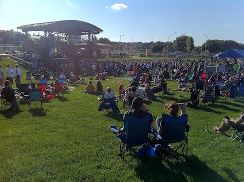 The MAHA Music Festival, Aug. 13, 2011