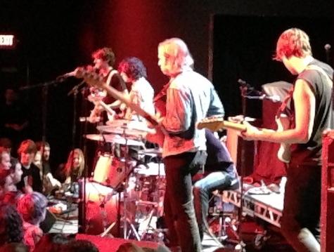 Oberhofer at The Slowdown, Nov. 6, 2012.