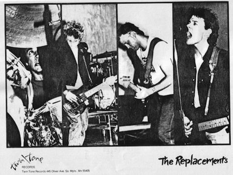 The Replacements 8 x 10 Glossy