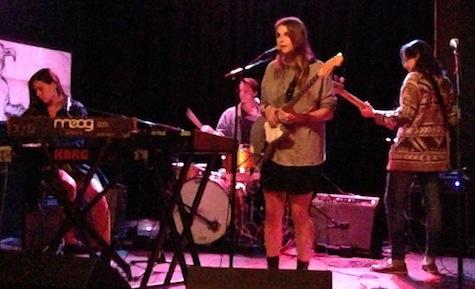 TEEN at Slowdown Jr., Oct. 3, 2012.