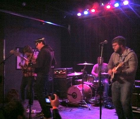 Tie These Hands at Slowdown Jr., Oct. 20, 2011.